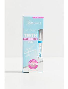 Go Smile On The Go Teeth Whitening Pen by Go Smile
