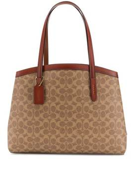Charlie Carryall 40 In Signature Canvas by Coach