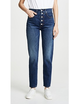 X We Wore What Danielle High Rise Jeans by Joe's Jeans