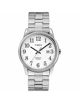 Timex Easy Reader Date Expansion Band 38mm Watch by Timex