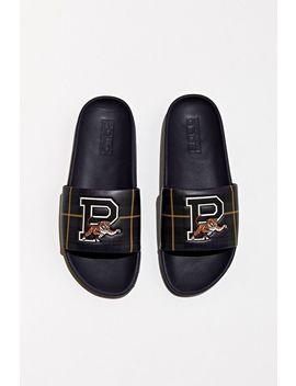 Polo Ralph Lauren Cayson Tartan Slide Sandal by Polo Ralph Lauren