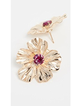 Flower Stud Earrings by Anton Heunis
