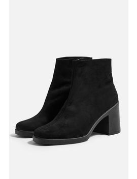 basil-square-boots by topshop