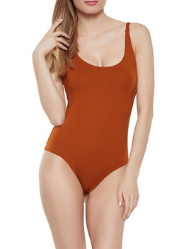 Solid Ponte Bodysuit by Rainbow