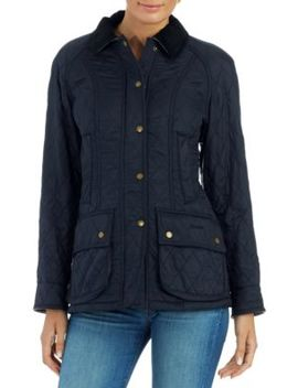 Beadnell Polarquilt Coat by Barbour
