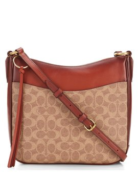 Chaise Signature Canvas Cross Body Bag by Coach