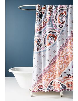 palisades-shower-curtain by anthropologie