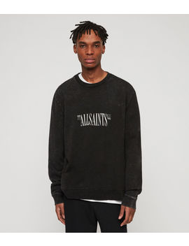 Brackets Fleece Sweatshirt by Allsaints