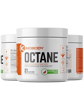 Kinobody: Octane   Pre Workout Supplement   21 Servings   100 Percents Research Backed Performance Enhancer   Boosts Energy   Improves Recovery Time   Decreases Metabolic Stressors   Builds Stamina by Kinobody Nutrition