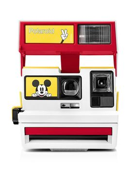 Originals Mickey's 90th Anniversary Edition Custom 600 Camera by Polaroid Originals