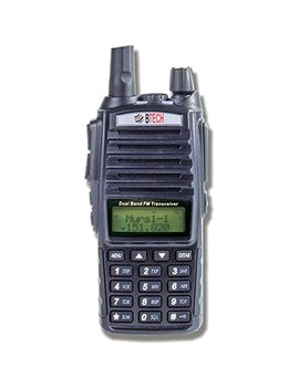 Btech Murs V1 Murs Two Way Radio, License Free Two Way Radio For Manufacturing, Retail, Personal, And Business by Btech