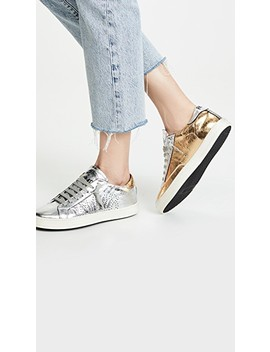 John Metallic Sneakers by P448