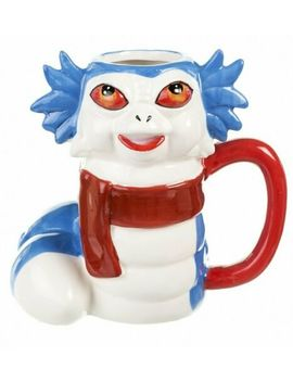 Official Exclusive Labyrinth Worm 3 D Mug by Truffle Shuffle