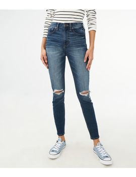 Flex Effects High Waisted Cheeky Jegging by Aeropostale