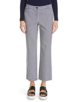 Crop Flare Trousers by Michael Kors