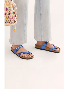 Mayari Electric Metallic Birkenstock Sandal by Birkenstock
