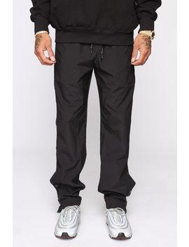 Smith Jogger   Black by Fashion Nova