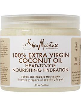 100 Percents Extra Virgin Coconut Oil by Shea Moisture