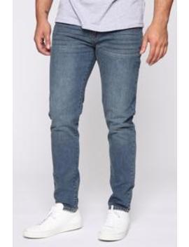 Crosby Slim Tapered Jeans   Medium Wash by Fashion Nova