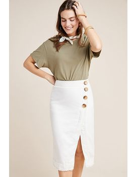 Springtime Wrap Skirt by Maeve