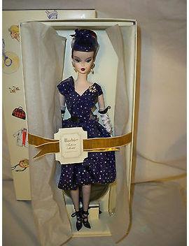 Silkstone Barbie Parisienne Pretty Dealer Exclusive Bfmc Doll Nrfb by Mattel