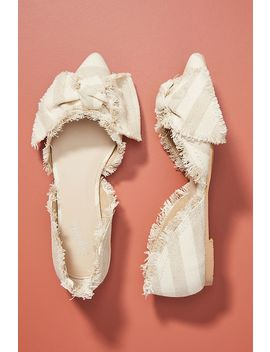 Seychelles Frayed Bow Flats by Seychelles
