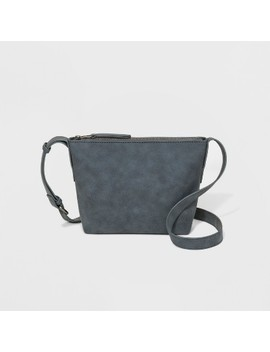 Carter Top Zip Crossbody Bag   Universal Thread by Universal Thread