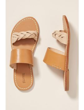 Soludos Braided Band Slide Sandals by Soludos