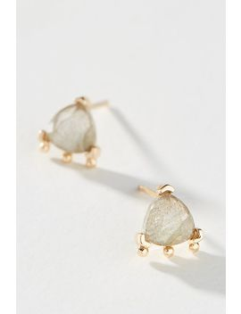 rhea-14k-gold-vermeil-post-earrings by melanie-auld