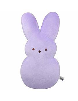 "Peeps 15"" Plush Lavender Bunny by Peeps"