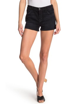 Low Rise Shorts by J Brand