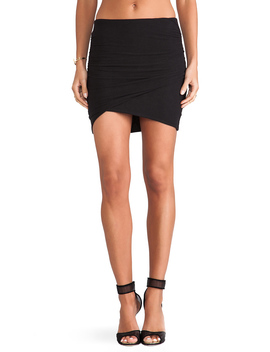 Wrap Mini Skirt by James Perse