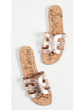 Bay Slide Sandals by Sam Edelman