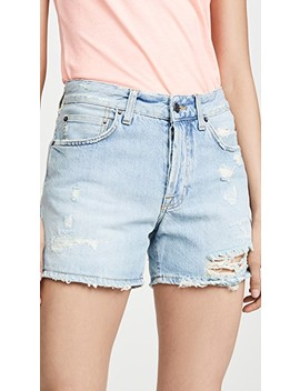 Relaxed Boyfriend Shorts by Prps