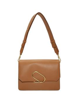 Brown Alix Shoulder Bag by 3.1 Phillip Lim