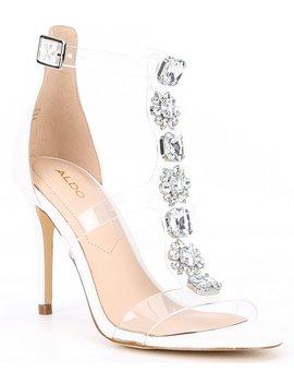 Montesegale Embellished Dress Sandals by Aldo