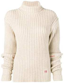 Ribbed Jumper by Victoria Beckham