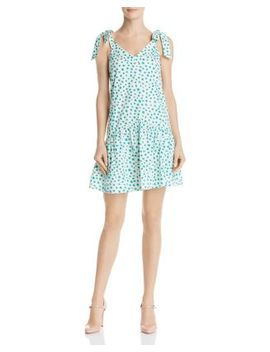 Emerald Floral Dress by Rebecca Taylor