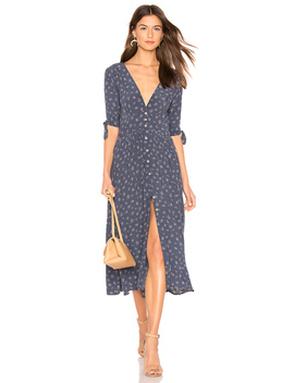 X Revolve Jasmine Tie Sleeve Dress by Auguste