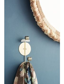 Facture Goods Hook by Anthropologie
