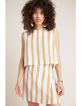 Ilona Wrap Mini Skirt by Sancia