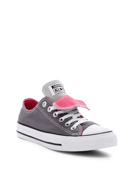 Chuck Taylor All Star Double Tongue Sneaker (Women) by Converse