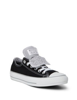 Chuck Taylor Double Tongue Ox Sneaker (Women) by Converse