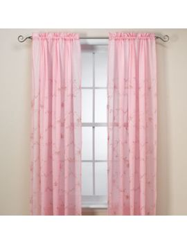 Laya Window Curtain Panel by Bed Bath And Beyond