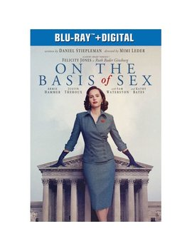 On The Basis Of Sex (Blu Ray + Digital Copy) by Universal