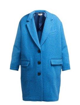 Gimi Oversized Wool Blend Coat by Isabel Marant Étoile