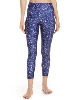 High Waist Basic Capri Leggings by Onzie