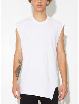 Twisted Muscle Tee   Bone by Oak