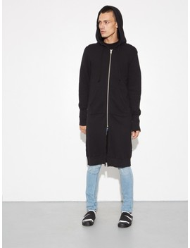 Long Slouch Hoodie   Black by Oak