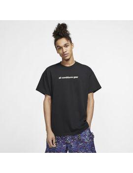 Nike Acg Men's Graphic T Shirt. Nike.Com by Nike